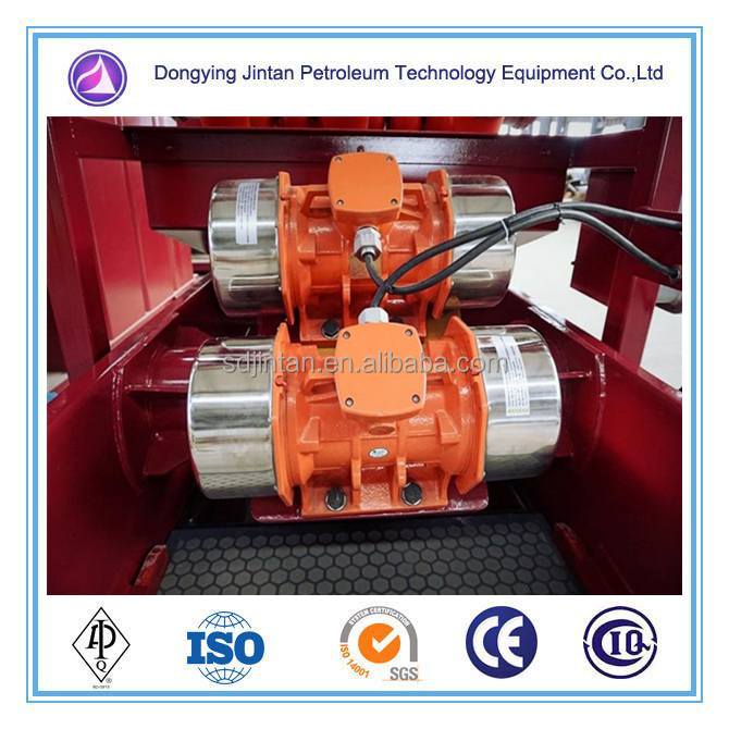 API standard Oilfield drilling Mud cleaner, including mud desander, mud desilter and shale shaker