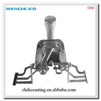 die cast aluminum auto parts car parts