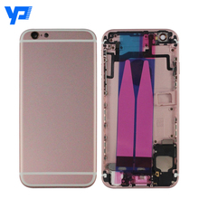 Custom service for iphone 6s back housing, for iphone 6s housing back cover assembly replacement