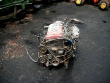 Honda Used Engine B18C type R