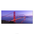 Pictures for Wall Decor City View Seascape American Golden Gate Bridge Canvas Painting HD Printed 1 Panel for Home Decoration