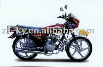 ZF125-5 street motorcycle, two wheel motorbike, 4-stroke