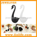 swan shape silicone sink strainer