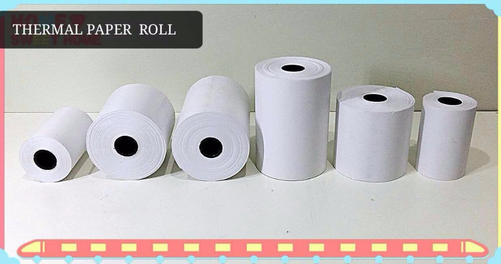 2 1/4 x 50 thermal paper 50 rolls 58mm cash register paper 57x38