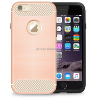 for iphone 7 Wholesale TPU+PC Shockproof Armor Protective Phone Case for Apple iphone 7 Plus