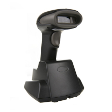 OBM-330 2D Reader wireless long range Handheld Barcode Scanner qr code scanner with docking station