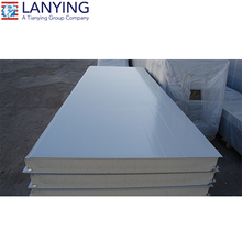 Z lock joint Expanded polystyrene foam / EPS insulated Sandwich Panel