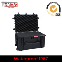 High quality equipment case (764840)for fire helmet, plastic waterproof large military survivor case