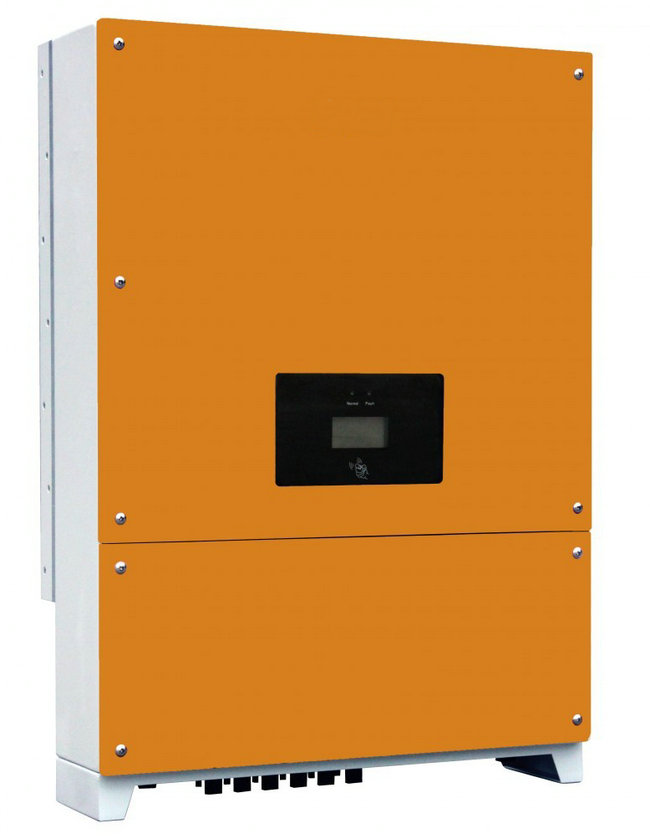 dc to ac 3 phase solar inverter 10kw mppt power converter