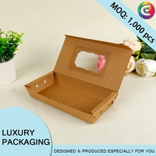 Custom Dessert Packaging box with Food Safety Level