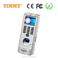 TIMMY fingerprint & card access control system time attendance clock accept OEM