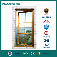 ROOMEYE double glazed window casement cheap windows with beautiful price