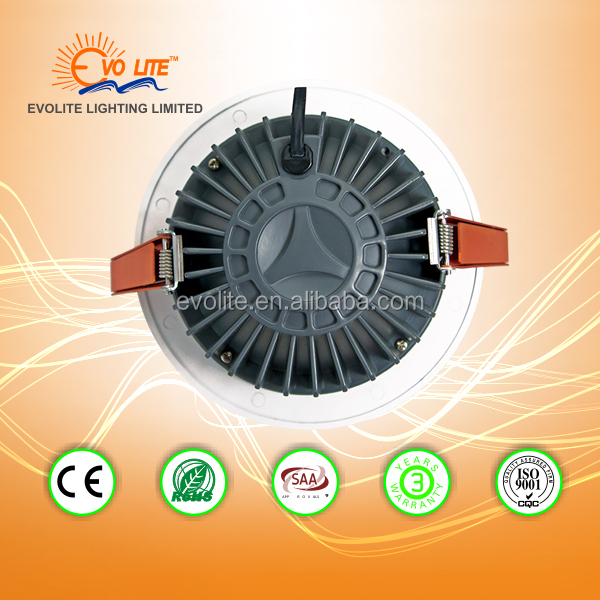 oem best selling 6 inch led downlight
