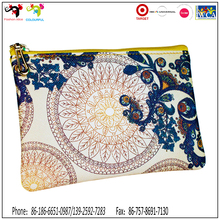 Wholesale coin wallet for women beautiful leather China made wallet pvc travel card wallet