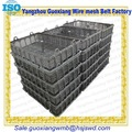 Efficient gabion wire mesh box