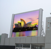 HD Advertising Stage LED Screen Outdoor/LED Display Outdoor Big Advertising Billboard price P6 P8 P10 P16
