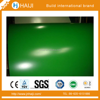PVD paint coil in galvanized steel sheet environment protect lightweight building materials