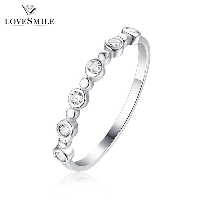 Beautiful snow crystal form paradise S925 sliver jewelry CZ synthetic gem women finger ring for Christmas party
