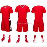Men Sports Professional Basketball Clothes Wholesale