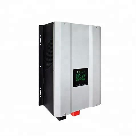Best Price MPPT Solar Charge Controller Inverter 3KW 220V for Solar Panel