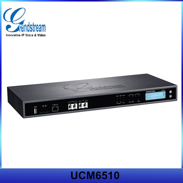 UCM6510 2 FXS with 2 FXO port asterisk VOIP IP PBX