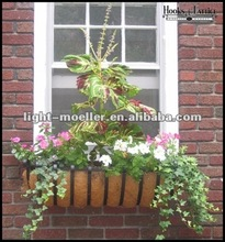 iron flower window box (LMW_12P23)