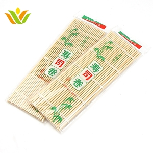 high quality Hand craft Japanese bamboo sushi mat