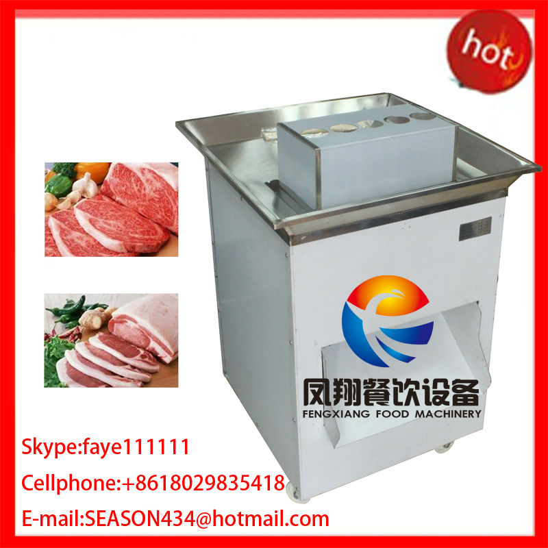 QW-8 stainless steel fish slicing machine, fish slicer