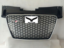 06 TT front Grill for Audi/Mesh Grill/FRP Grille for Audi 2006 TT 8j grill
