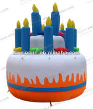 CE Customised birthday cakes inflatable