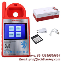 2017 New Arrival Smart CN900 Mini Transponder Key Programmer Mini CN 900 Can Copy 4C/4D/46/G chips Support Online Update