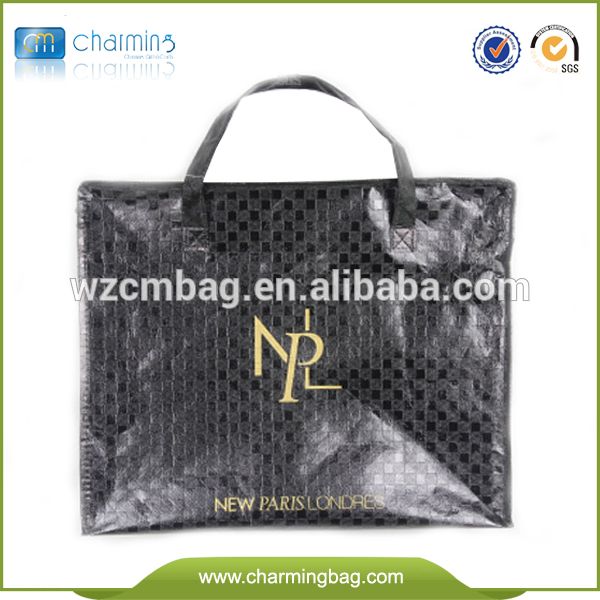 Promotional Low Price Custom Reusable Shopping Bag With Logo