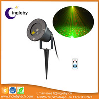 most popular cheap price christmas outdoor holographic projector laser lights for trees