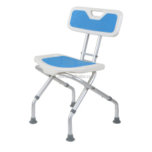 China Best Aluminum Bath Seat bath chair with back