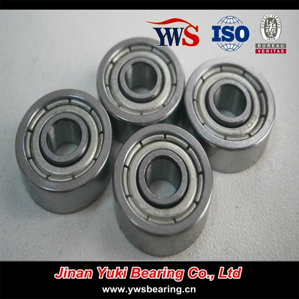 anti high temperature deep groove ball bearings 6001zz