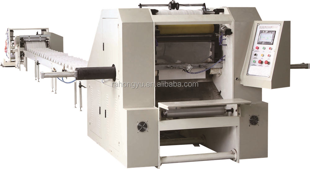 embossed printing machine