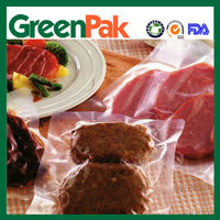 food vacuum packing pouch meat pouch