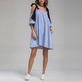 Custom Made Summer Causal Women Shirt Dress