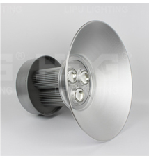 High lumen silver 120w led high bay light