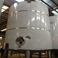 Stainless steel 304/316 Anticorrosive industrial oil storage tank