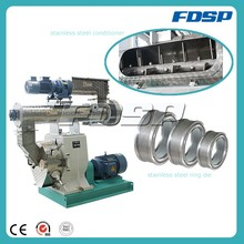 China professional manufacturer supply wood pellet mill ring die stainless steel dies