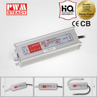35W constant voltage power supply/smps/psu SFS-35-24 IP67 waterproof electronic 24v 1.5a led lighting driver 36w