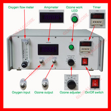 AC110V-240V Ozone Therapy Machine 6G/H Medical Ozone Generator