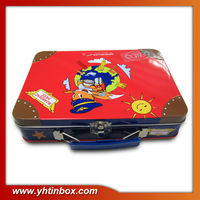 Kids Handle Lunch Box
