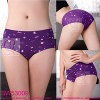 Wholesale stock fanny cotton panties lower price