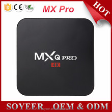 Soyeer Mxq Pro S905 Google Android 5.1 Smart Tv Box Mxq Plus