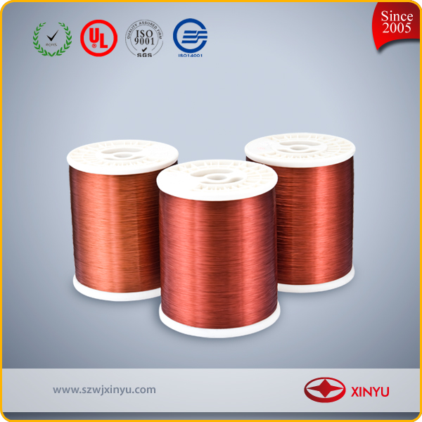 Latest Product 0.34-0.35mm triple Insulation Winding Wire with Aluminum Conductor