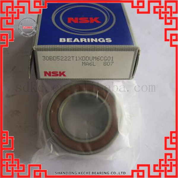 Air condition Compressor Clutch NSK auto bearing 30BD5222 size 30*52*22 mm