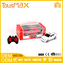 Hot sales Radio Control 4 channel battery operated mini toy cars