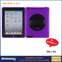 timeproof for name brand for ipad 2/3/4 case